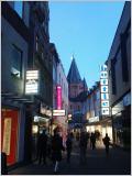 Nachtwanderung durch Mainz