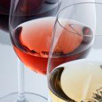 Wein auf der Tour der Sinne