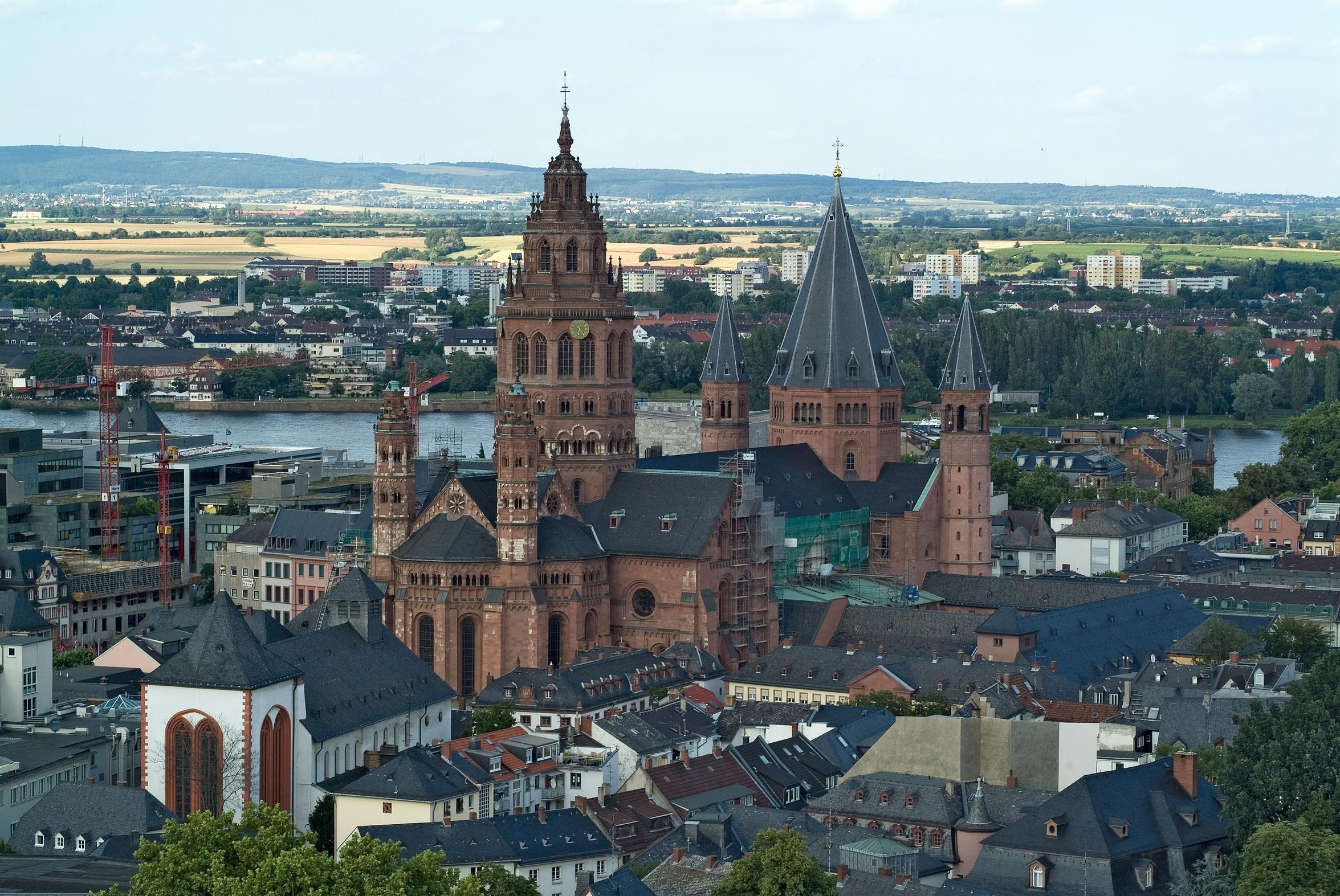 Ablauf Der Schlemmertour Durch Mainz Stadtf Hrungen