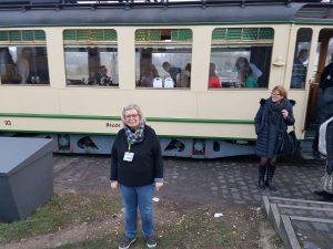 Mit dem historischen Triebwagen durch Mainz